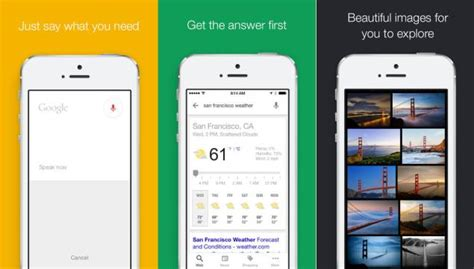 Search App Search App For Ios Update Brings Smart Voice Search And More Technology News