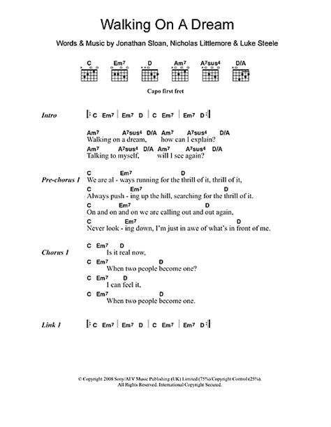 walking the lyrics walking on a sheet by empire of the sun lyrics chords 108647