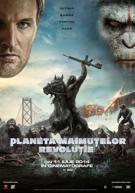 Film Online Planeta Maimutelor   planeta maimutelor revolutie 3d dawn of the planet of