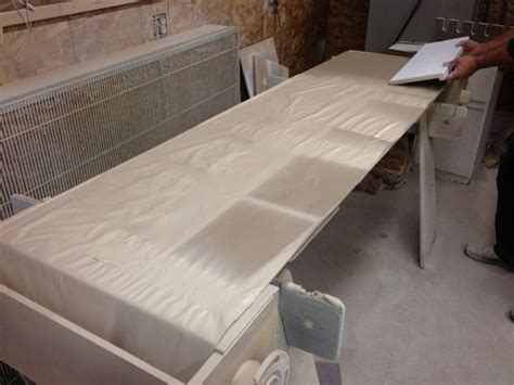 Spraying Cabinet Doors Set Up For Spraying Cabinet Doors Painting Finish Work Contractor Talk