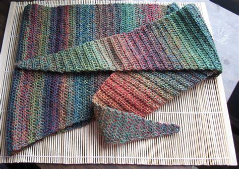 ravelry pattern library clover crocheted baktus scarf pattern www ravelry com