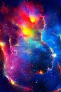 color galaxy beautiful galaxy nebula colors universe nasa hubble