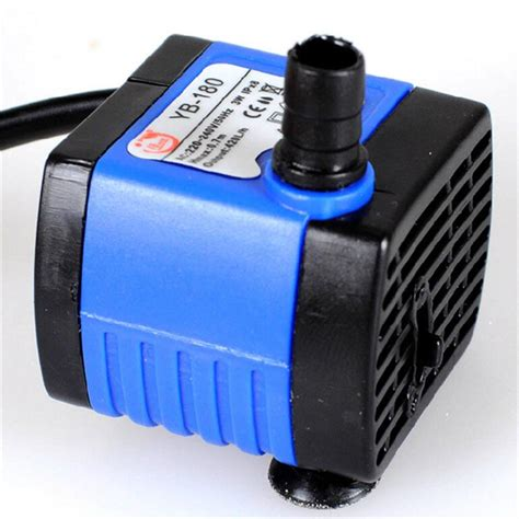 small electric water pump for fountain backyard design ideas