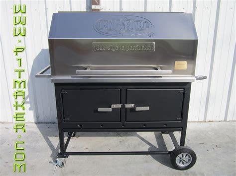 Handmade Barbecue Grills - custom made charcoal grills www imgkid the image