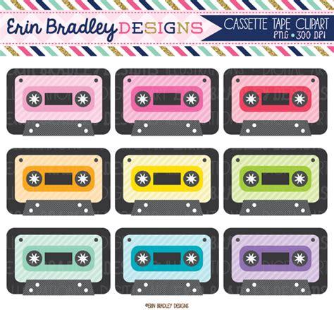 cassette clipart erin bradley designs new cassette piggy banks