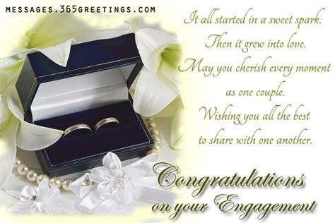 engagement wishes 365greetings