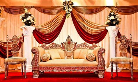 design and decoration most beautiful wedding stage decoration ideas designs 2015