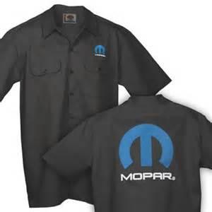 Jeep Work Shirt Mopar Authentic Gear