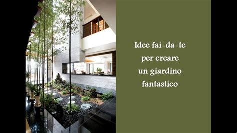 idee per un giardino fai da te idee fai da te per creare un giardino fantastico