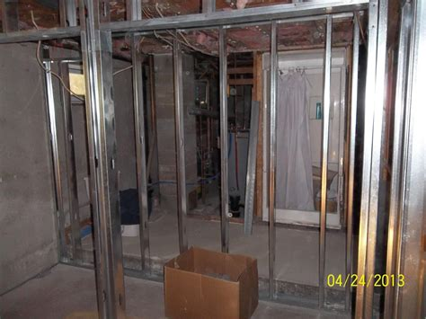basement finishing products before installing basement finishing products in tewksbury home 3