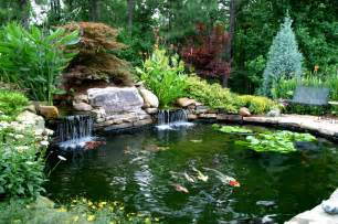 artistic landscape higher s koi pond traditional landscape atlanta by