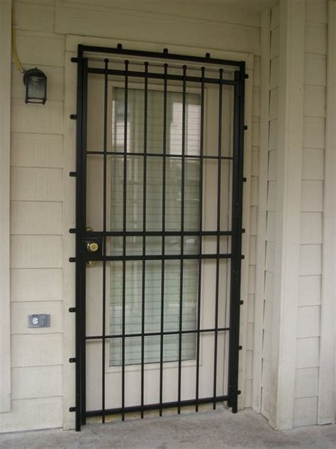 Decorative Security Bars For Windows And Doors Custom Burglar Bars Houston Tx 77038 Angies List