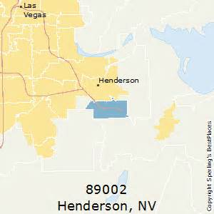 Henderson Zip Code Map by Best Places To Live In Henderson Zip 89002 Nevada