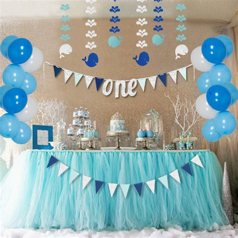 Blue St  Ee  Birthday Ee    Ee  Party Ee   De Ions Sets Kids One