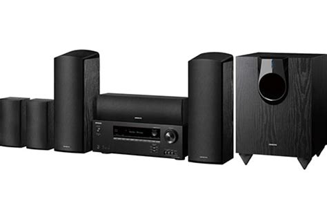 onkyo ht s5800 5 1 2 dolby atmos 4k home theater system ht