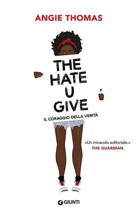 The U Give By Angie Ebook E Book waves the u give il coraggio della verit 224 ebook weltbild de