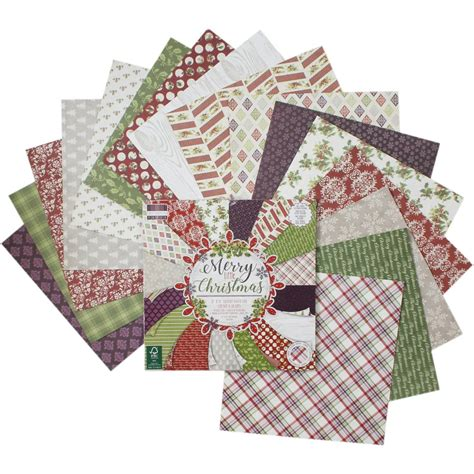 Paper Pads For Card - edition merry paper pad 12 x 12