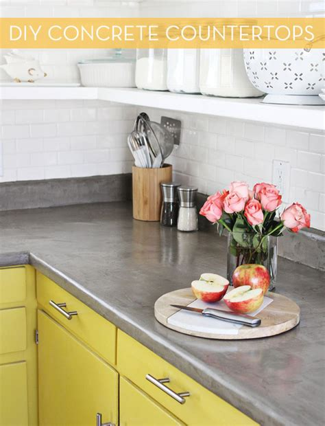 make it turn your countertops into a concrete masterpiece
