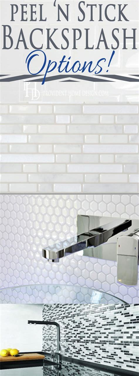 stick on backsplash no grout want an attractive backsplash but no saw or grout mess check out these peel n stick