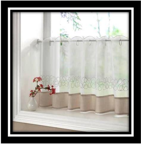 voile cafe net curtains voile cafe net curtain panels 19 great designs 18 quot 24