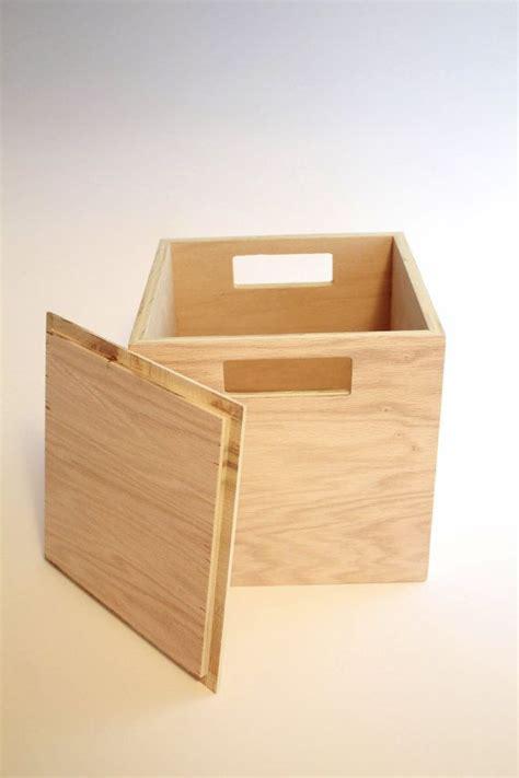 Diy Wooden Storage Box White best 25 wooden storage boxes ideas on wooden