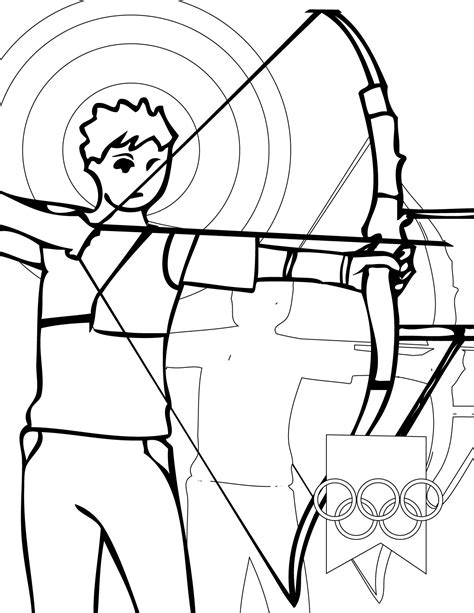 Printable Sports Coloring Pages Coloring Me Sports Coloring Page