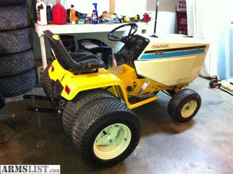 Cub Cadet Garden Tractor by Armslist For Sale Trade Cub Cadet Garden Tractor 3pt