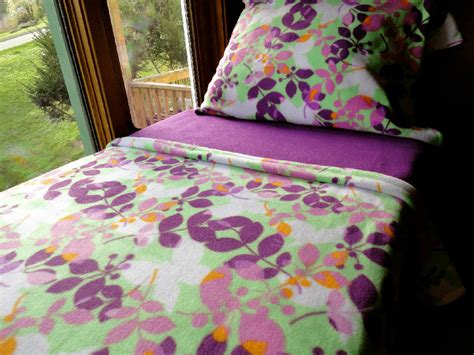 Handmade Toddler Beds - toddler fleece bedding set butterflies