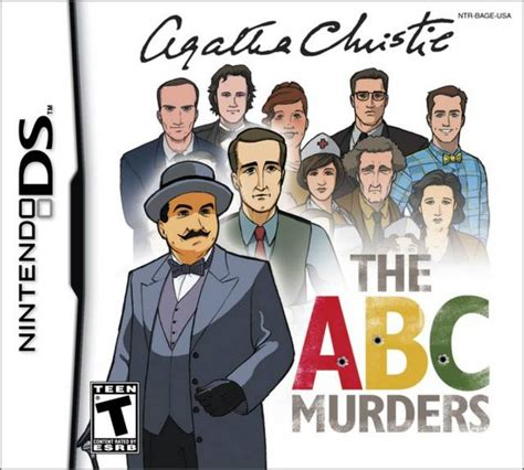 the abc murders poirot 0007234430 agatha christie the abc murders game giant bomb