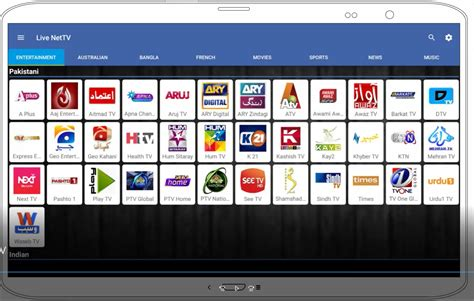 live tv app for android how to install live net tv on your android device your tv