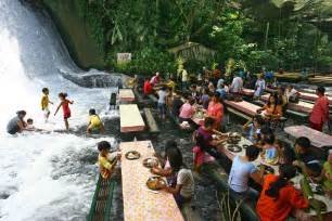 villa escudero waterfalls restaurant labasin waterfall restaurant