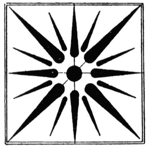 Cl Spike Circle clipart etc