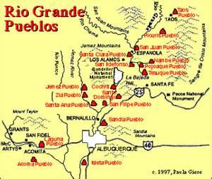 pueblo colorado usa map indian country news