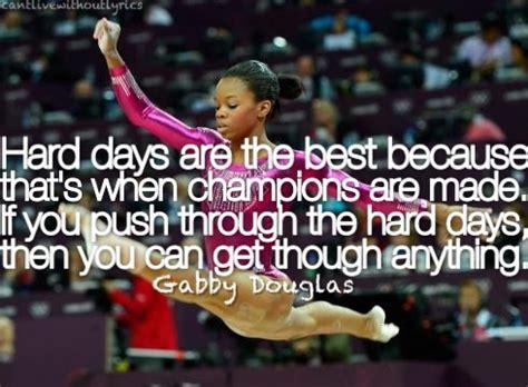 gabby douglas quotes inspirational gymnastics quotes gabby douglas quotesgram