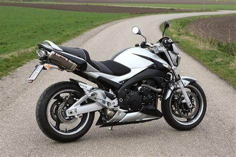 Motorrad Suzuki Gsr 600 by Umgebautes Motorrad Suzuki Gsr 600 Von Motorrad Bogoly Kg