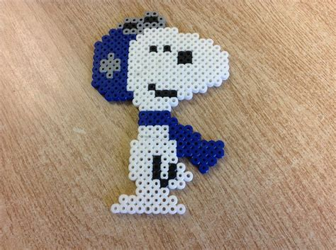 snoopy hama 169 best perler images on hama