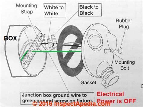 security  motion sensing light installation repair