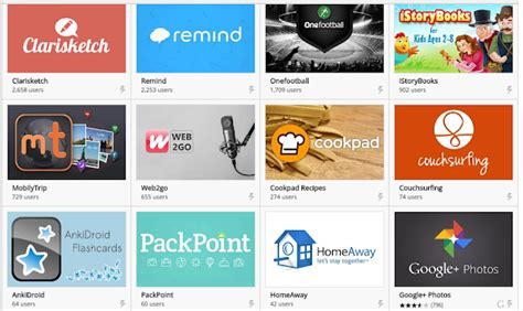chrome web store android 7 more android apps added to chrome web store