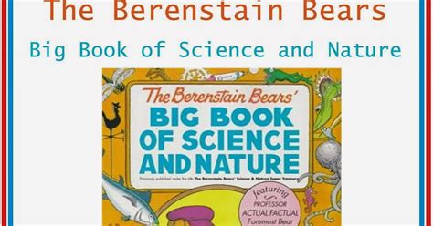 moses and the big science and creation books every bed of roses the berenstain bears big book of