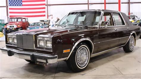 1984 Chrysler Fifth Avenue by 1984 Chrysler Fifth Avenue