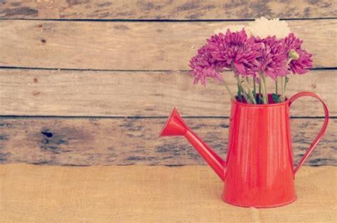 foto vasi di fiori riciclo creativo vasi di fiori pollicegreen