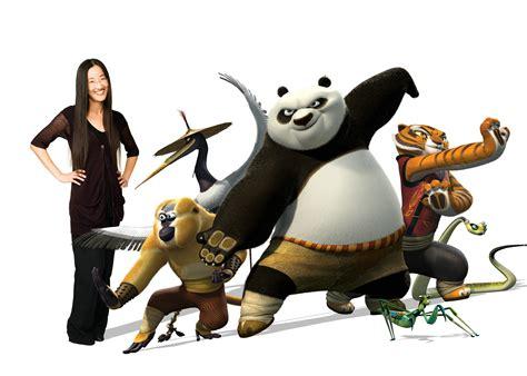 Kaos 3d Kungfu Panda White kung fu panda 2 black tv