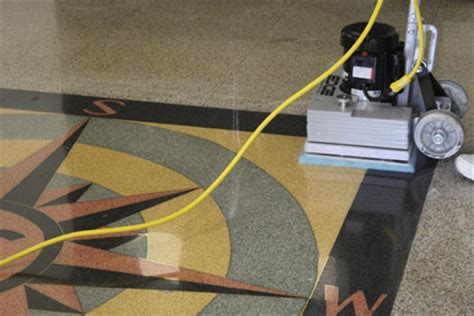 Professional Floor Buffer   Commercial Floor Cleaning