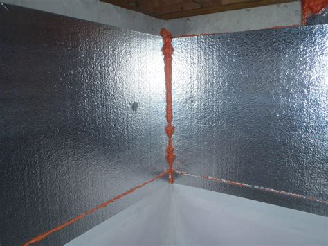 spray foam insulation crawl space ceiling dr energy saver delmarva home insulation services photo