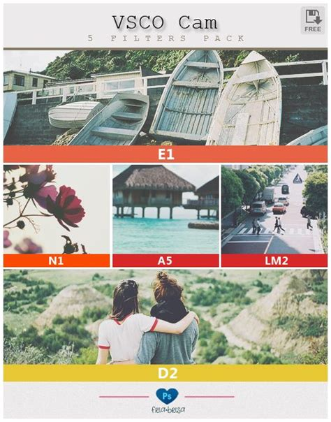 tutorial edit vsco cam android vsco cam 5 filters photoshop psd by friabrisa deviantart