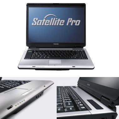 toshiba satellite pro  notebookchecknet external reviews