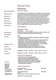 sle resume for food and beverage supervisor sle social work resume exles career social