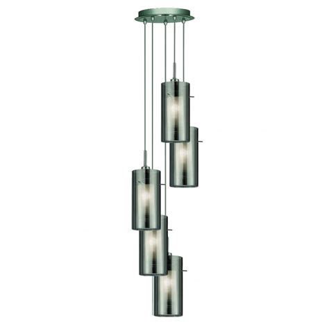 2305 5sm glass mulit drop ceiling light