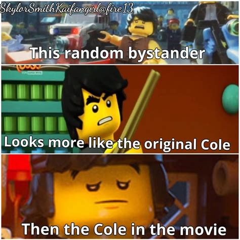 Lego Meme - 675 best all cole master of earth images on pinterest
