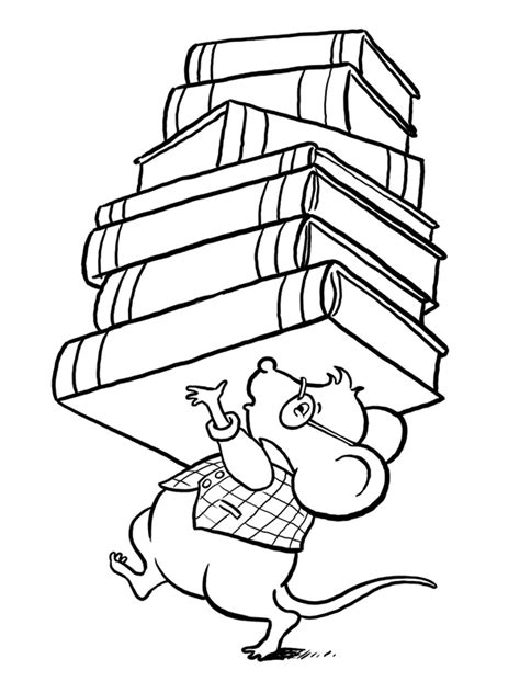 to an coloring book books pictures of reading books cliparts co